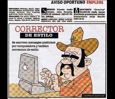 La (no) formación del corrector  y editor de textos (en castellano) en España