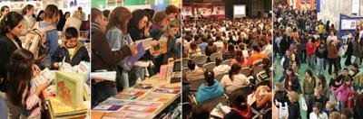 Lengua, edición, lectura y profesionales del libro en la FIL de Buenos Aires