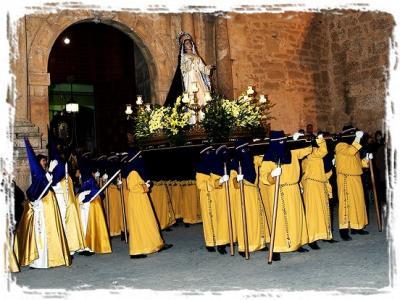 Las tribulaciones del verbo 'procesionar'