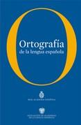 LIBROS - ORTOGRAFIA DE LA LENGUA ESPAÑOLA